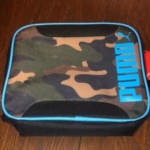Kids puma lunch bag